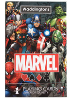 Marvel Universe Waddingtons Playing Cards