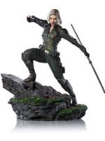 Avengers Infinity War - Black Widow - Art Scale Statue