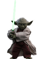 Star Wars Episode II - Yoda MMS - 1/6