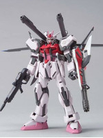 HG Strike Rouge + IWSP - 1/144