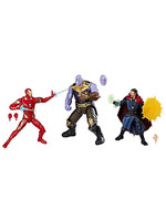 Marvel Legends MCU 10th Anniversary - Avengers Infinity War 3-Pack