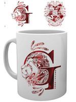 Harry Potter - Gryffindor Monogram Mug