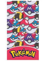 Pokemon - Poké Balls Towel - 140 x 70 cm
