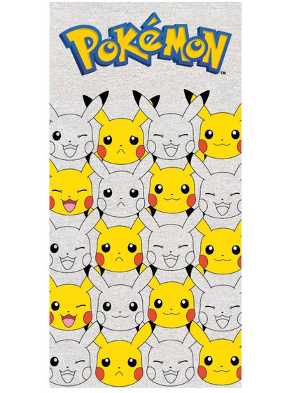 Pokemon - Pikachu Towel - 140 x 70 cm