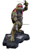Teenage Mutant Ninja Turtles - 1990 Raphael Statue - 48 cm