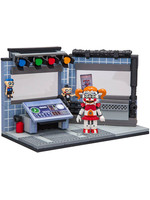 Five Nights at Freddy's - Buildable Set Baby Circus Control