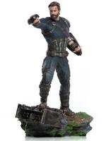 Avengers Infinity War - Captain America - Art Scale