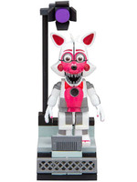 Five Nights at Freddy's - Buildable Set Funtime Foxy