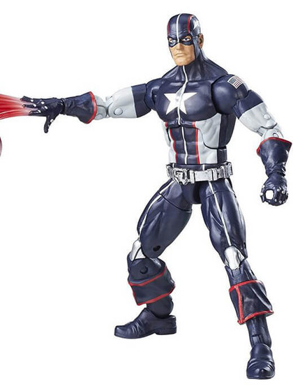Marvel Legends Civil War Wave 3 - Captain America