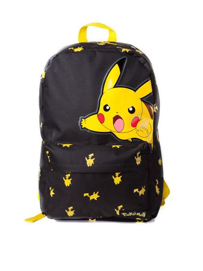 Pokémon - Big Pikachu Backpack