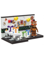 Five Nights at Freddy's - Buildable Set Party Room