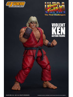 Ultra Street Fighter II - Violent Ken - Storm Collectibles