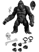 King Kong of Skull Island Black & White Version
