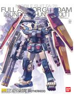 MG Full Armor Gundam Ver.Ka (Thunderbolt Ver.) - 1/100