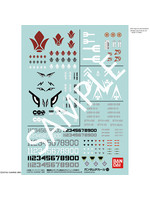 Gundam - Mobile Suit Gundam Iron-Blooded Orphans #1 Decal GD-103