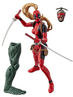 Marvel Legends Deadpool - Lady Deadpool
