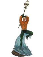 DC Gallery - Aquaman Statue