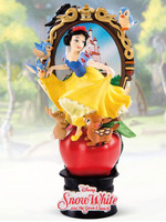 Snow White and the Seven Dwarfs D-Select Diorama - 15 cm