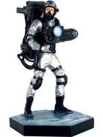 The Alien & Predator Figurine Collection - O.W.L.F. Marine