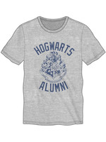 Harry Potter - Hogwarts Alumni T-Shirt Grey