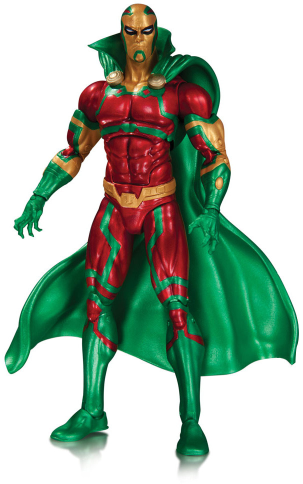 DC Comics Mister Miracle Figure Earth 2 icônes Collectibles