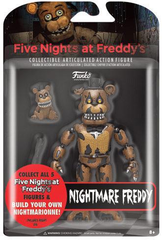 Five Nights At Freddy S Nightmare Freddy Heromic