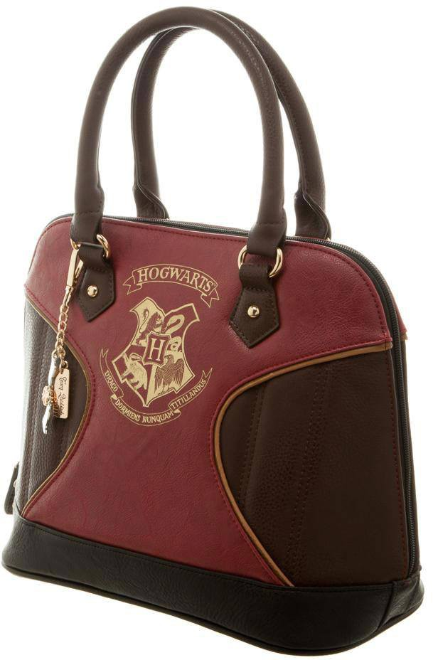 Harry Potter Hogwarts Hand Bag with Keychain