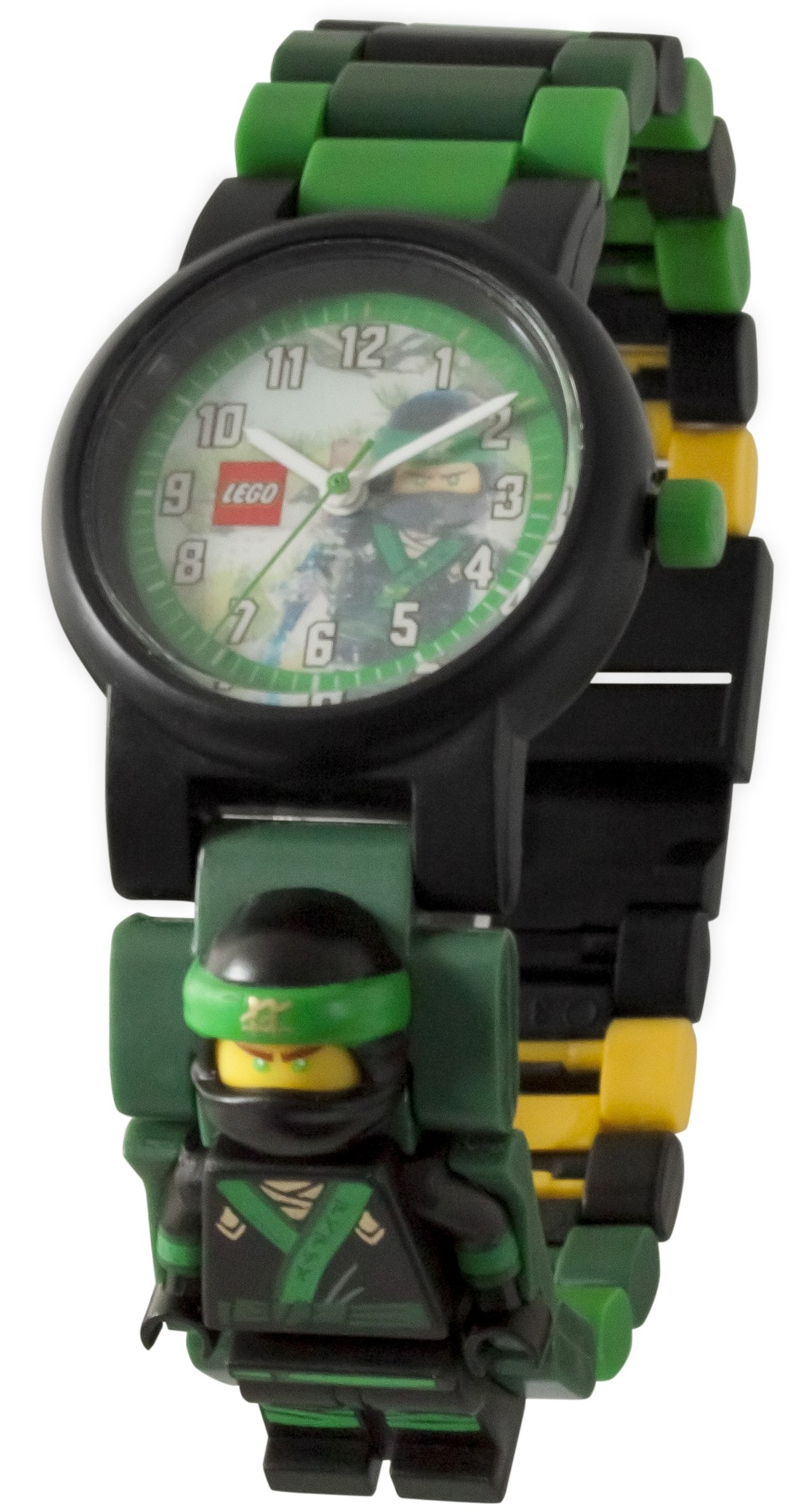 LEGO Ninjago - Lloyd Minifigure Link Watch - Heromic 23c8725d3b71b