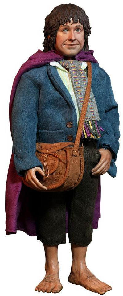 Lord of the Rings - Pippin Slim Version - 1/6 - Heromic