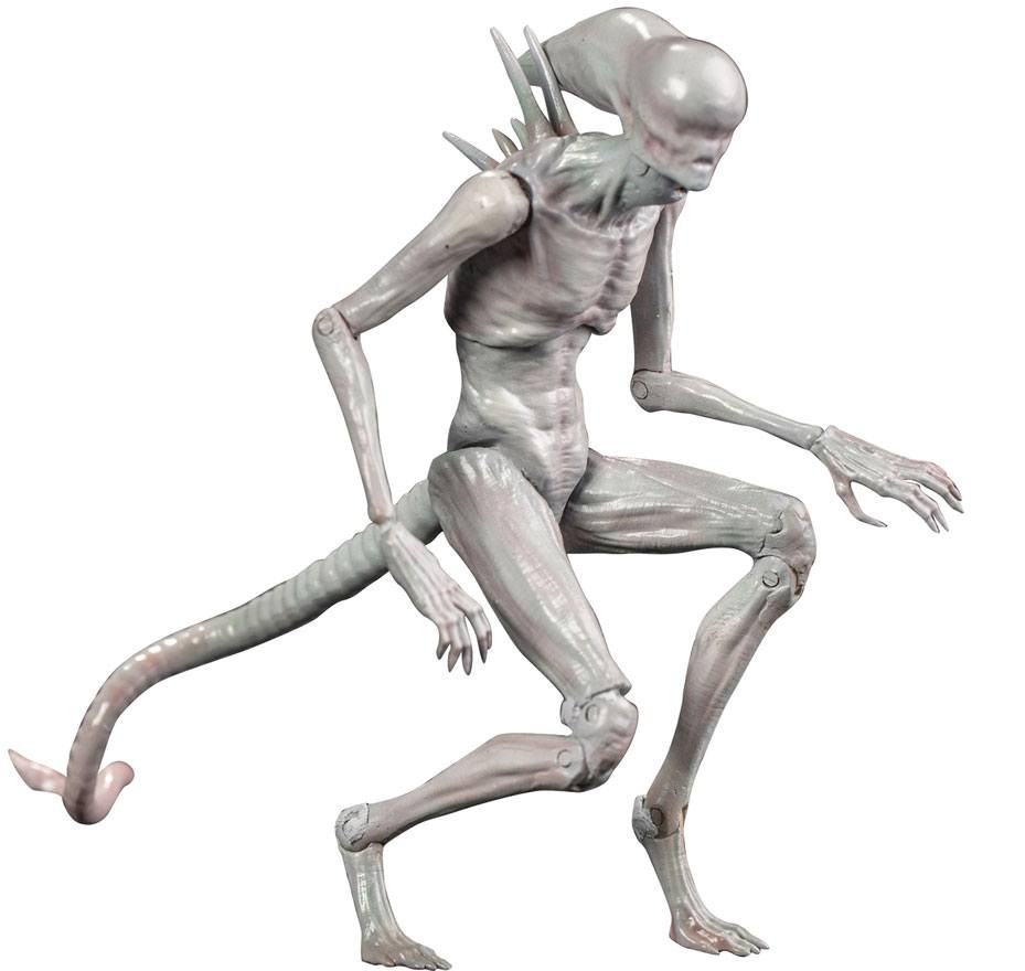 Hiya Toys Alien Covenant Neomorph 1:18 Previews Exclusive Action Figure