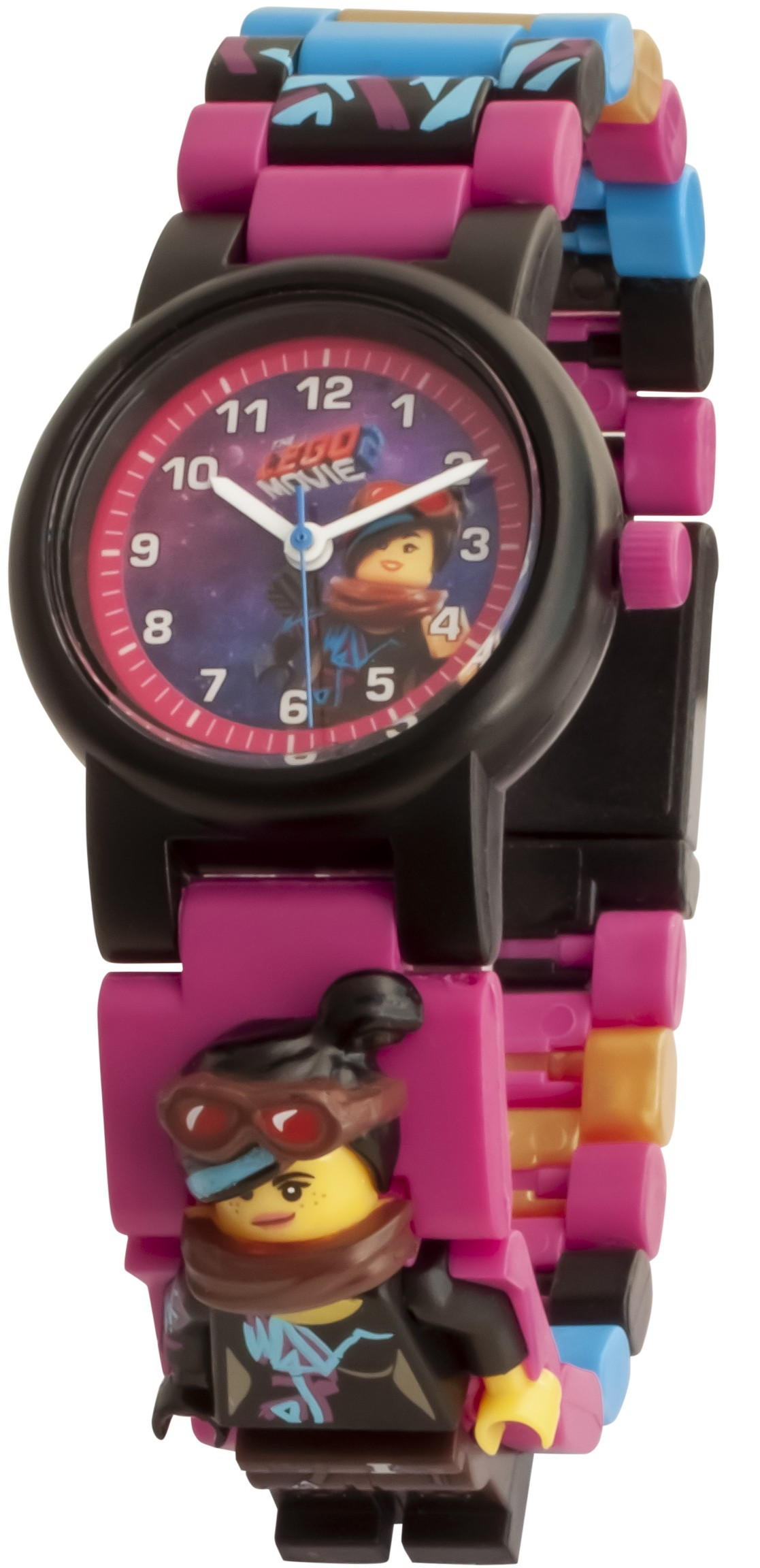 LEGO Movie 2 - Wyldstyle Figure Link Watch - Heromic b77b5b984bf1a