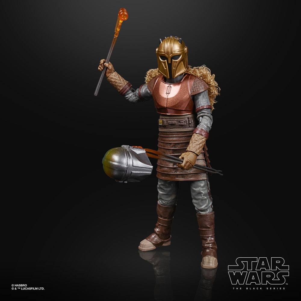 Star Wars Black Series - The Armorer (Deluxe) - Heromic