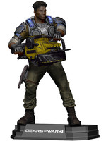 Gears of War - Delmont 'Del' Walker - Color Tops