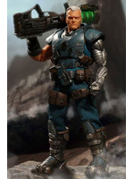 Marvel - Cable Light-Up Action Figure - One:12