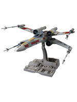 Star Wars - X-Wing Starfighter Plastic Model Kit - 1/72