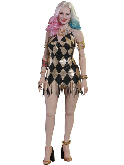Suicide Squad - Harley Quinn Dancer Dress MMS - 1/6