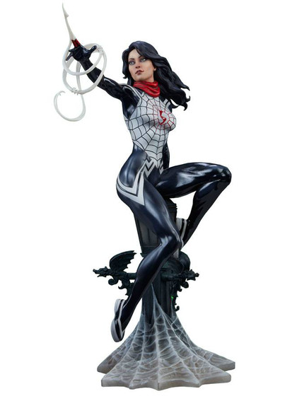 Marvel - Mark Brooks Artist Series Silk Statue - 39 cm