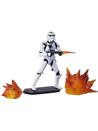 Star Wars Black Series - Stormtrooper with Blast Accessories Exclusive