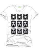 Star Wars - T-Shirt Trooper Emotions