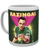 Big Bang Theory - Bazinga Mug