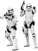 Star Wars - First Order Stormtrooper 2-pack - Artfx+