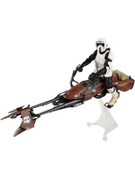 Star Wars Black Series - Biker Scout & Speeder Bike