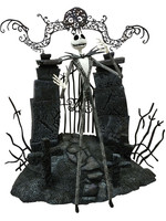 Nightmare before Christmas - Jack Skellington