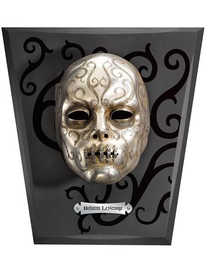 Harry Potter - Death Eater Mask Bellatrix - SKADAD FÖRPACKNING