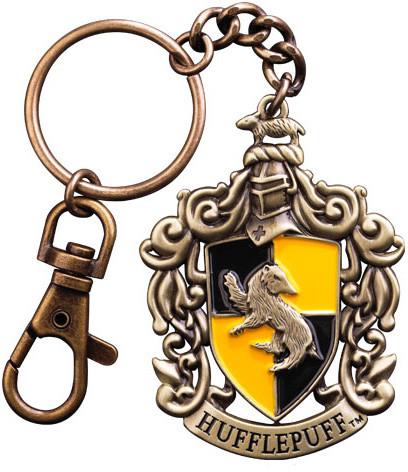 Harry Potter - Metal Keychain Hufflepuff