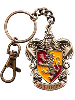 Harry Potter - Metal Keychain Gryffindor