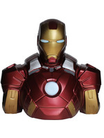 Marvel - Iron Man Bust Bank