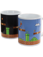 Super Mario - Level Heat Change Mug