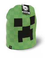 Minecraft - Creeper Face Beanie