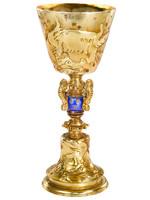 Harry Potter - Dumbledore Cup Replica